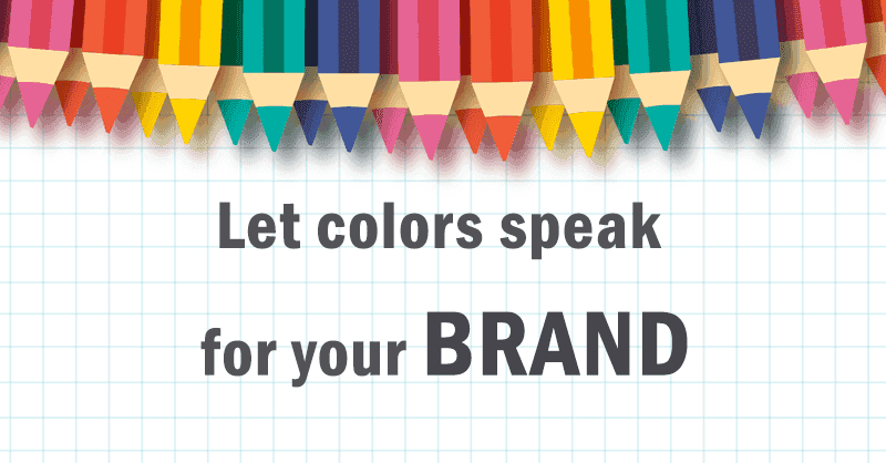 let colors speak for your business