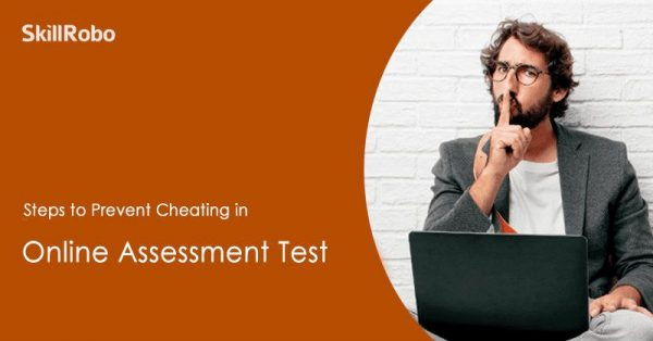 Cheating Prevention in online assessment tests