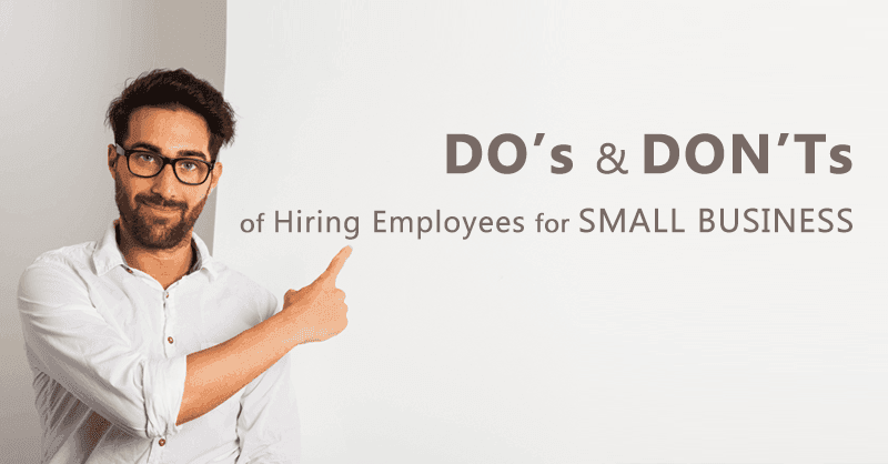 hiring good employees for small businesses