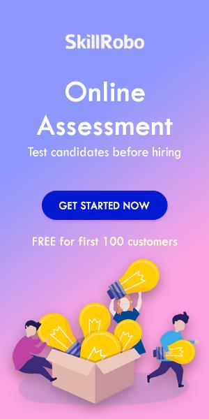 free pre-employment assessment tool - skillrobo