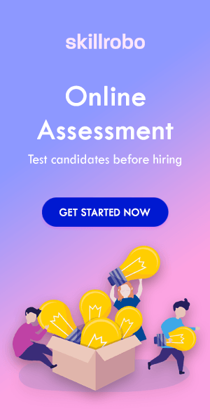 skillrobo pre-employment assessment software free