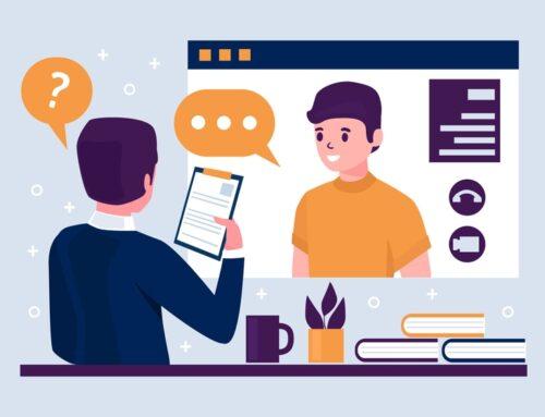 Online Communication Skills Assessment Tool