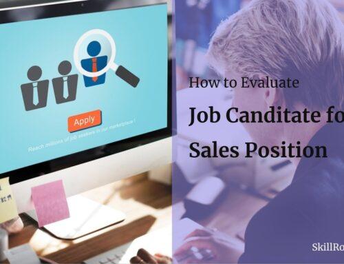 Sales Assessments