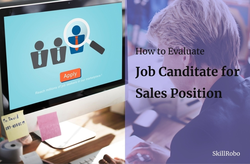 Online Pre-employment Sales assessments